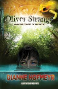 OLIVER STRANGE & THE FOREST OF SECRETS