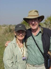 Okavango Swamps, Botswana